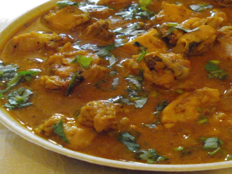 Cocozil Chicken Curry